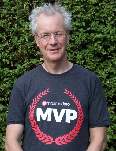 Roger with Embarcadero MVP T Shirt