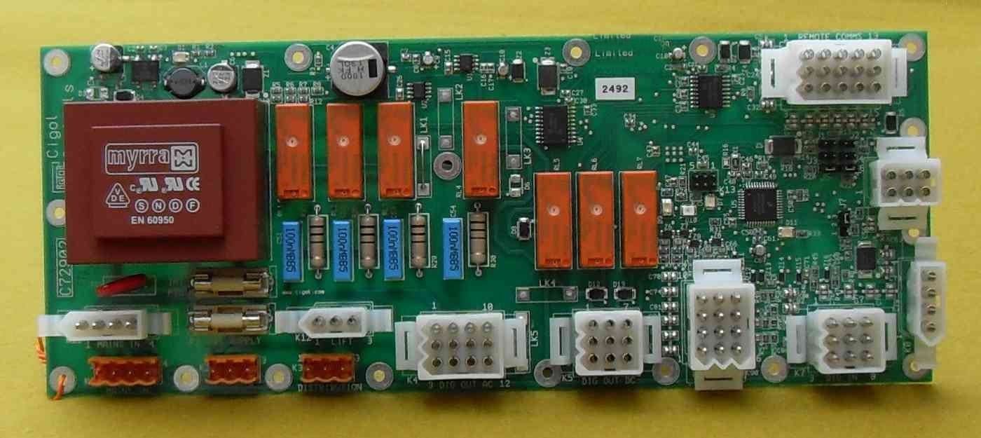 Worked first time - PCB designed for UK customer